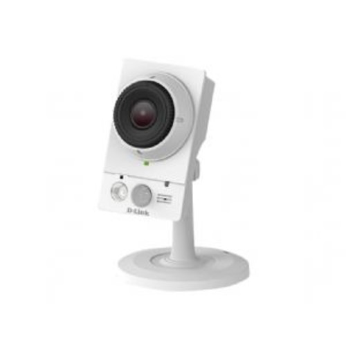 D-Link DCS-2230L Full HD Wireless Day/Night Network Camera - Network surveillance camera - color (Day&Night) - 2 MP - 1920 x 1080 - fixed focal - audio - wireless - Wi-Fi - LAN 10/100 - MJPEG, H.264 -