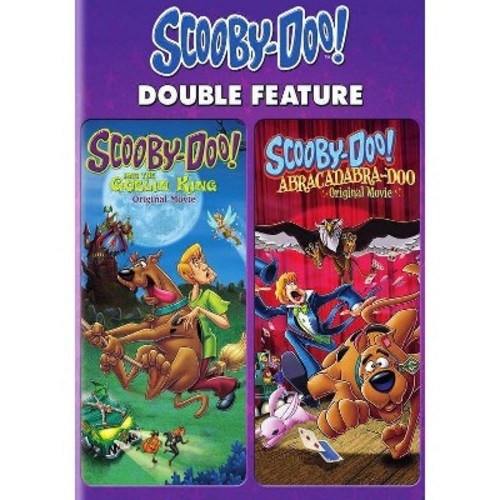 Scooby-Doo! and the Goblin King/Scooby-Doo!: Abracadabra Doo!