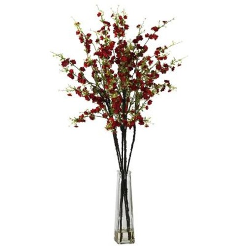Nearly Natural 1193 Cherry Blossoms Floral Arrangements
