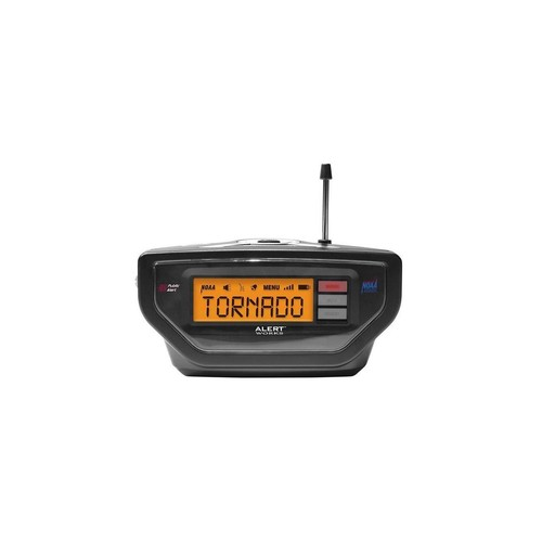 Alert Works EAR-10WH Emergency Weather Hazard Radio