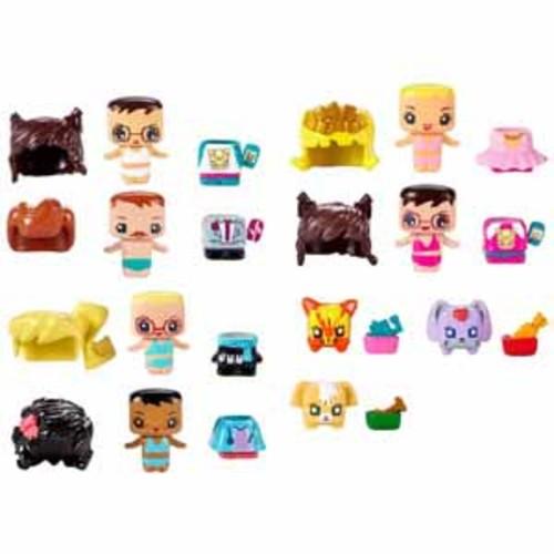 Mattel Mini MixieQ's Figures/Pet - Assortment*