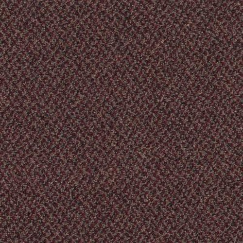 TrafficMASTER Difference Maker - Color Red Violet Texture 12 ft. Carpet