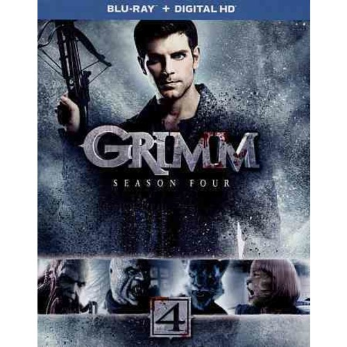 Grimm: Season Four [5 Discs]