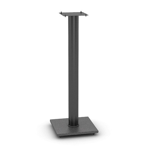 Atlantic 77335799 Speaker Stands for Bookshelf Speakers up to 20 lbs - Pair (Black)