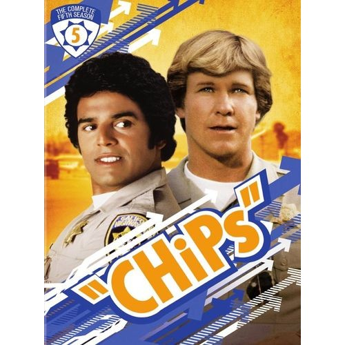 CHiPs: The Complete Fifth Season [5 Discs] [DVD]