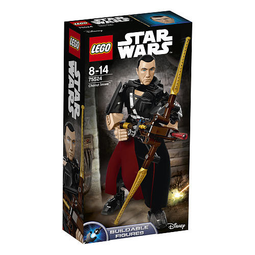 LEGO Star Wars Constraction Chirrut Imwe (75524)