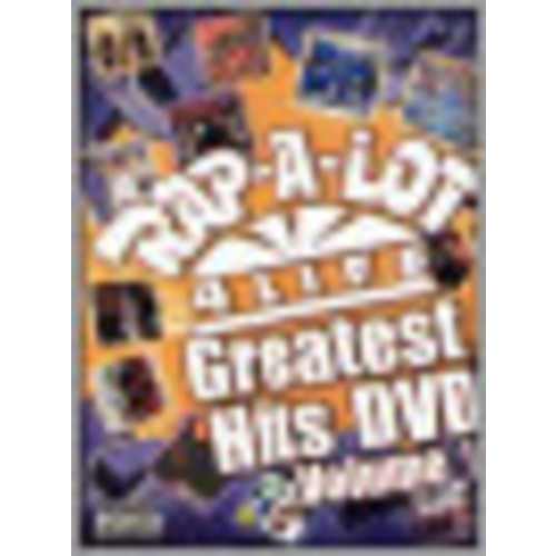 Rap-A-Lot 4 Life-Greatest Hits Vo1