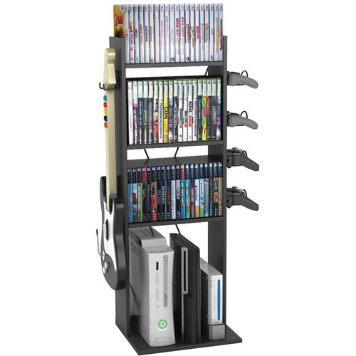 Atlantic - Game Central M Tower - Black
