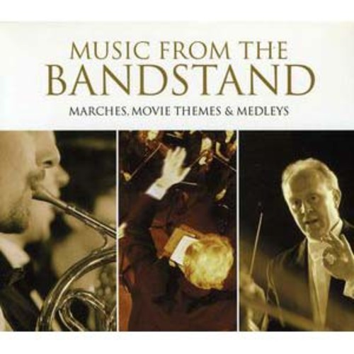 Music from the Bandstand By Various Artists (Audio CD)