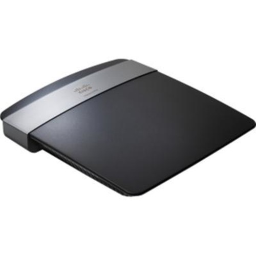 Linksys E2500 (N600) Advanced Simultaneous Dual-Band Wireless-N Router