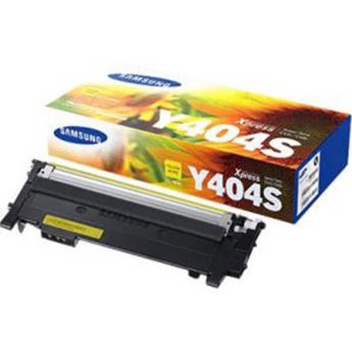 Samsung CLT-Y404S/XAA Toner Cartridge - Yellow
