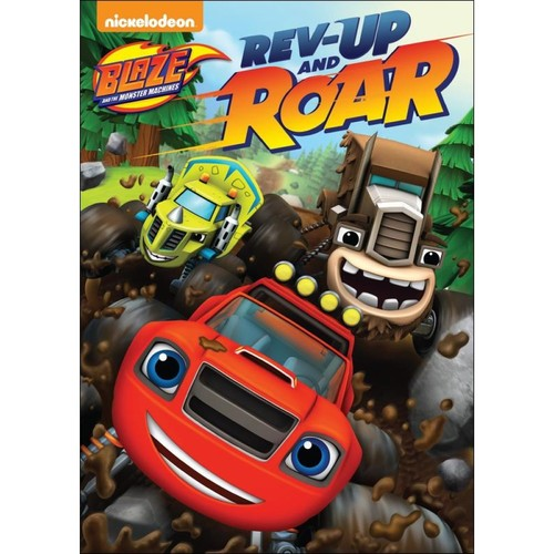 Blaze and the Monster Machines: Rev Up and Roar! [DVD]