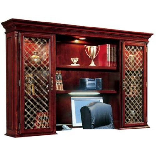 DMI Office Furniture Keswick 79906 2-Cabinet Executive Overhead Storage