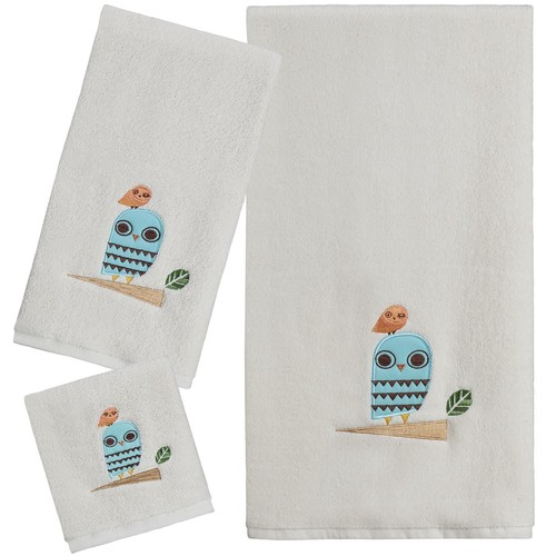 Towels, Give a Hoot Collection