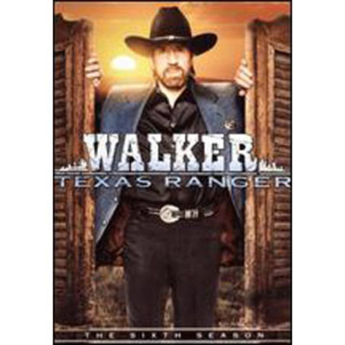 Walker, Texas Ranger: The Sixth Season [6 Discs]
