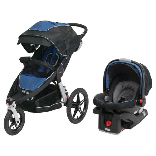 Graco Relay Click Connect Jogging Travel System