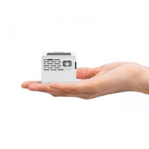 AAXA P2-A Wireless Smart Pico Projector with 2.5 Hour Battery, WiFi, Bluetooth, mini HDMI
