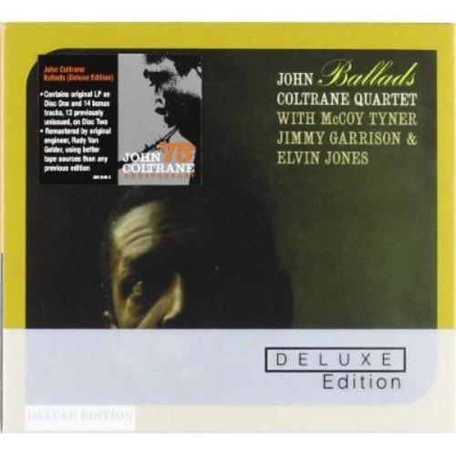 Ballads: John Coltrane (Deluxe Ed) (Bonus CD)