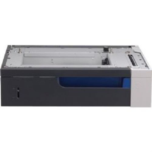 HP Media tray - 500 sheets in 1 tray(s) - for Color LaserJet Enterprise CM4540 MFP, CM4540fskm MFP, CP4025dn, CP4025n, CP4525dn, (CC425A)