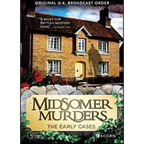 Midsomer Murders: The Early Cases [10 Discs]