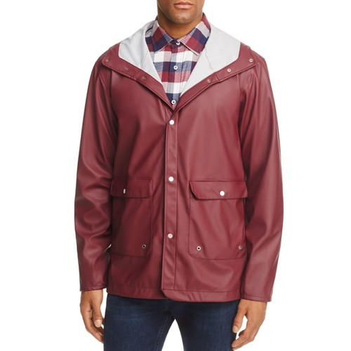 Coach's Hooded Rain Jacket