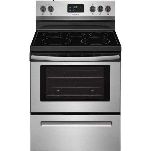 Frigidaire 4.9 cu. ft. Electric Range in Stainless Steel
