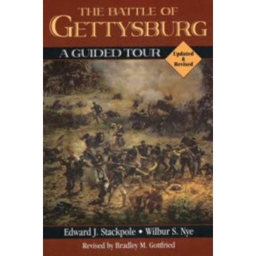 Battle of Gettysburg, The: A Guided Tour / Edition 1