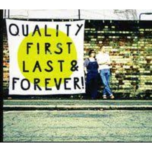Hannah-Lou - Quality First, Last & Forever! [Audio CD]