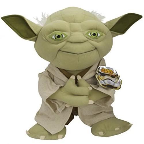 Lucas Films Star Wars Yoda Pillowtime Pal