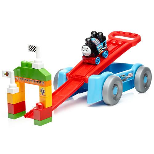 Thomas & Friends by Mega Bloks - Racin' Railway Wagon