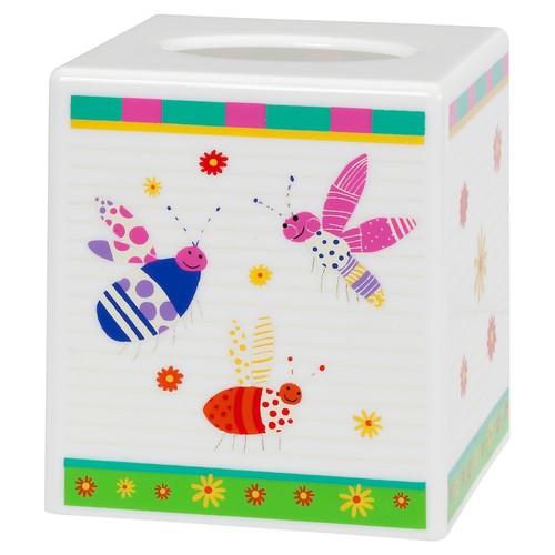 Creative Bath Cute As a Bug Tissue Box Cover