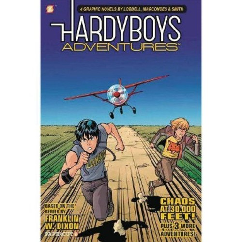 Hardy Boys Adventures 3 (Paperback) (Scott Lobdell)