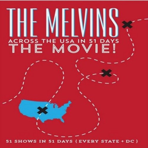 Across the USA in 51 Days: The Movie (DVD)