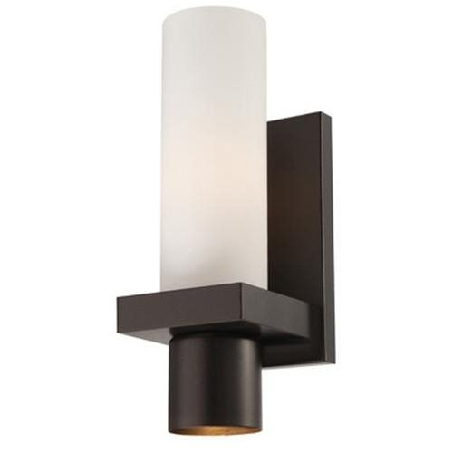 Pillar Wall Sconce - Finish: Oil Rubbed Bronze