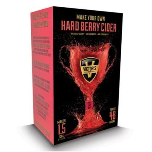 Victor's Hard Berry Cider Kit