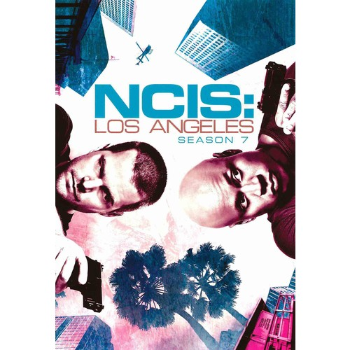 NCIS Los Angeles: The Seventh Season [DVD]