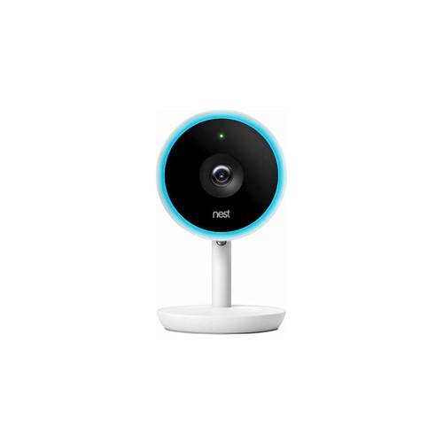 EFI 5000.9997 Nest - Cam IQ Indoor Security Camera - White