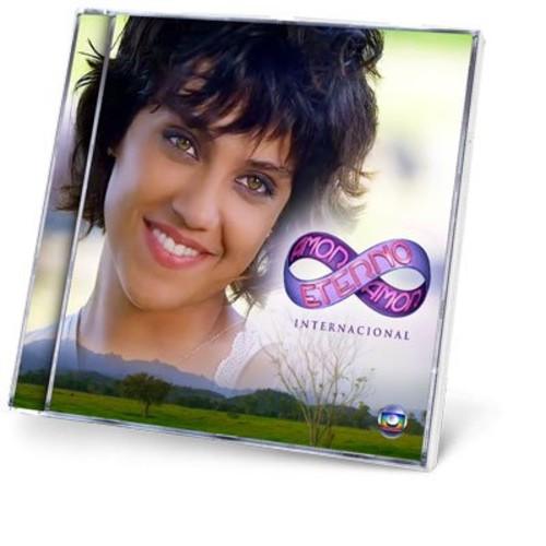 Amor Eterno Amor [CD]