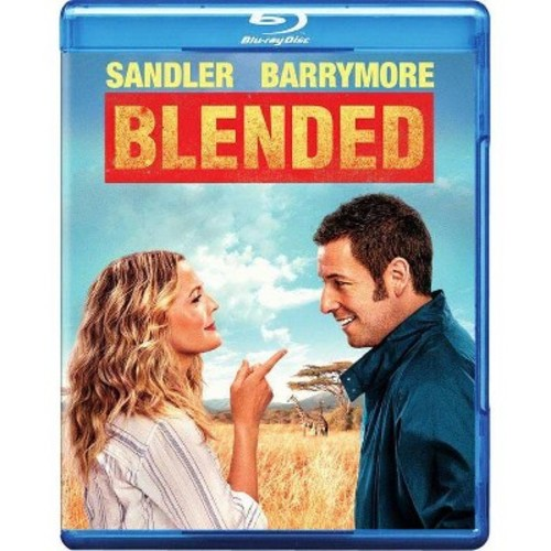 Blended [Includes Digital Copy] [Ultraviolet] [Blu-ray/DVD] COLOR/WSE DHMA/DD5.1