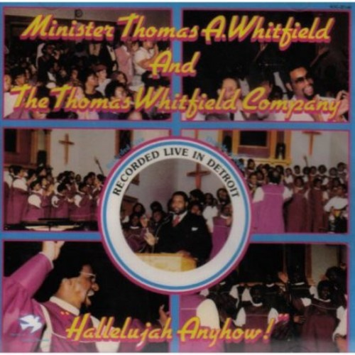 Hallelujah Anyhow! [CD]