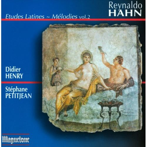 Etudes Latines Melodies 2-CD