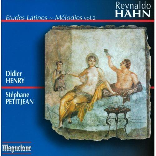 Etudes Latines Melodies 2-CD