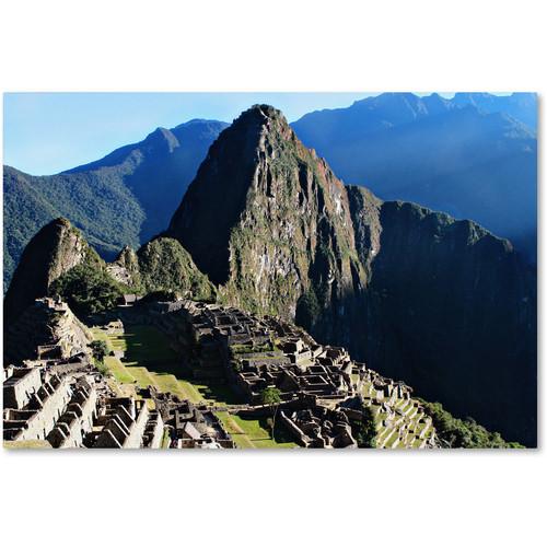 Trademark Global Ariane Moshayedi 'Machu Picchu II' Canvas Art
