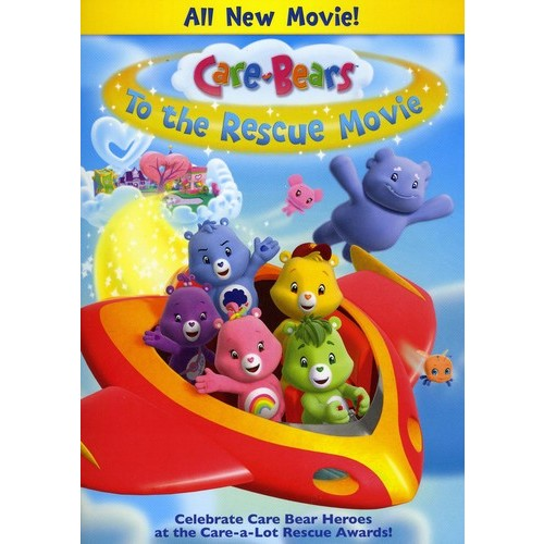 Care Bears to the Rescue Movie [DVD] [2010]