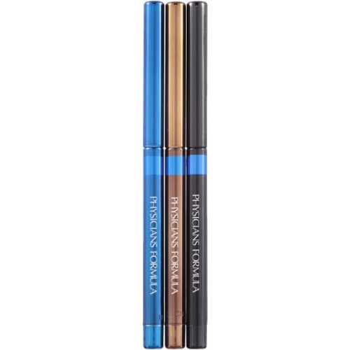 Physicians Formula Shimmer Strips Custom Eye Enhancing Eyeliner Trio, Blue Eyes, 0.03 oz. [Blue Eyes]