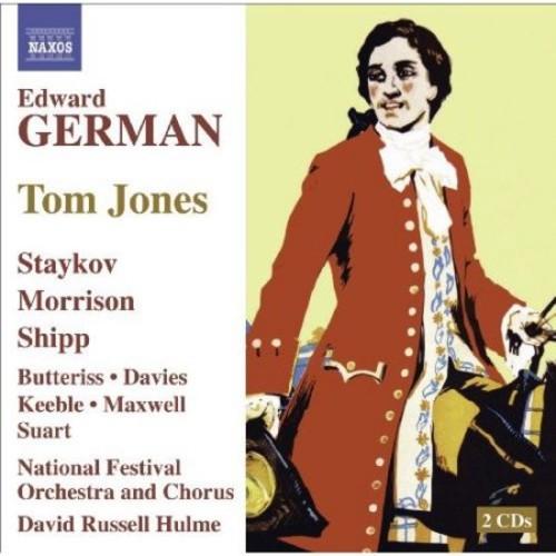 Edward German: Tom Jones [CD]