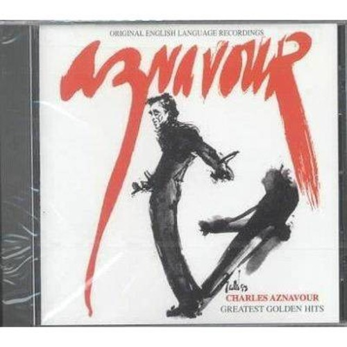 Charles aznavour - Greatest golden hits (CD)