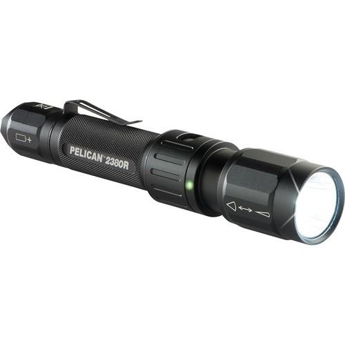 PELICAN - 2380R Tactical LED Flashlight - Black
