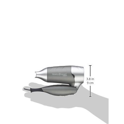 Travel Smart by Conair Dual Voltage 1200 Watt Folding Hair Dryer