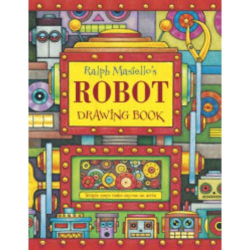 Ralph Masiello's Robot Drawing